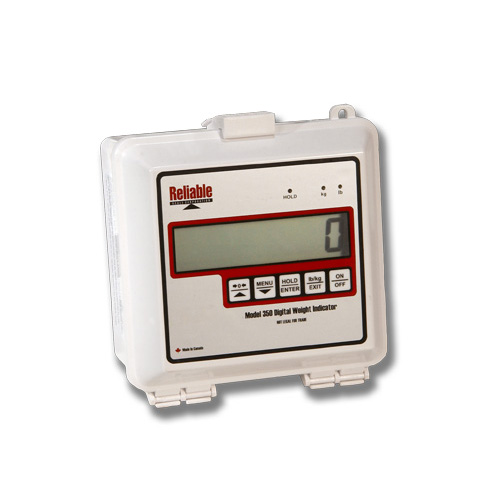 Digital Indicators With Remote Read : Model digital weight indicator reliable scale