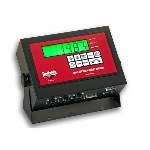 Digital Indicators With Remote Read : Model g digital weight indicator reliable scale